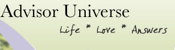 Advisor Universe - Life, Love, Answers